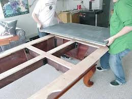 Pool table moves in Cumberland Maryland