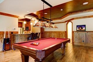 Cumberland pool table setup image 2